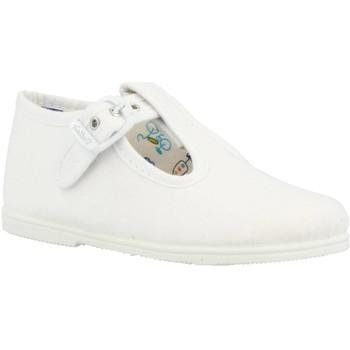Schuhe Jungen Hausschuhe Vulladi 32666 Weiß