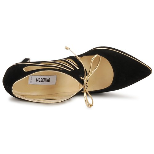 Moschino MA1004 Gold    Schuhe Pumps Damen 263,60 59dcc2