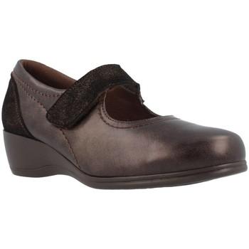 Schuhe Damen Derby-Schuhe & Richelieu Pinosos 6729 Brown