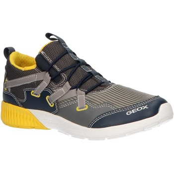 Schuhe Kinder Multisportschuhe Geox J926PA 014BU J SVETH Gris