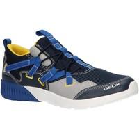 Schuhe Kinder Multisportschuhe Geox J926PA 014BU J SVETH Azul