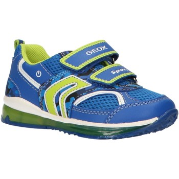 Schuhe Kinder Multisportschuhe Geox B9284A 0BC14 B TODO Azul