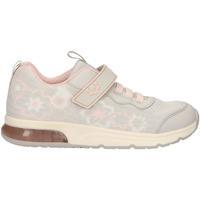 Schuhe Mädchen Multisportschuhe Geox J928VA 0006K J SPACECLUB Gris