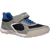 Schuhe Kinder Multisportschuhe Geox J925YA 0ME14 J NEKKAR Gris