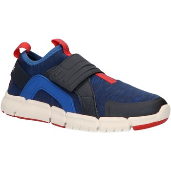 Schuhe Kinder Multisportschuhe Geox J929BD 0GHCE J FLE Azul