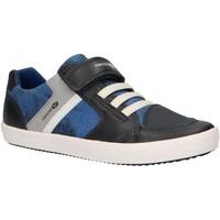 Schuhe Jungen Multisportschuhe Geox J925CB 0ME10 J Azul