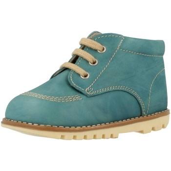 Schuhe Jungen Boots Landos 61S74 Blau