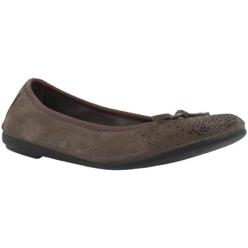 Schuhe Mädchen Derby-Schuhe & Richelieu Vulladi 6414 070 Grau