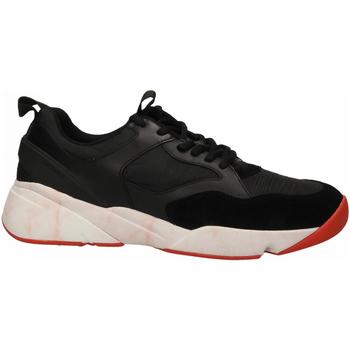 Schuhe Herren Sneaker Low Cromier TECNOnylon black-nero