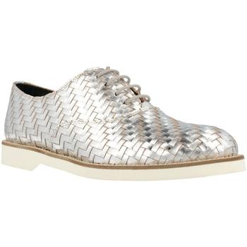 Schuhe Damen Derby-Schuhe Angel Infantes 679 SUMA 36 Silber