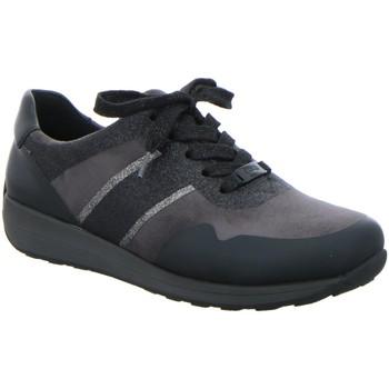 Schuhe Damen Sneaker Low Ara Schnuerschuhe 12-34589-09 grau