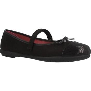 Schuhe Mädchen Derby-Schuhe & Richelieu Duvic 6225D Schwarz