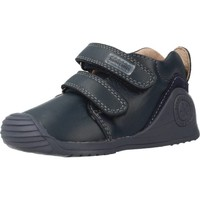 Schuhe Jungen Boots Biomecanics 161141 Blau