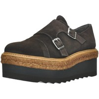 Schuhe Damen Slipper Mamalola 532J Brown