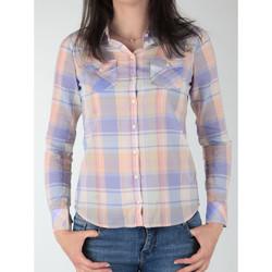 Kleidung Damen Hemden Wrangler Damenhemd  Western Shirt W5045BNSF mehrfarbig