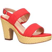 Schuhe Damen Sandalen / Sandaletten Maria Mare 67452 Rojo