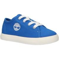 Schuhe Kinder Sneaker Low Timberland A247V NEWPORT Azul