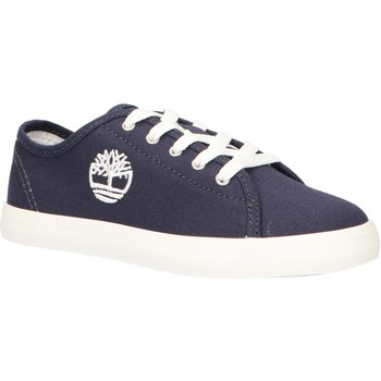 Schuhe Kinder Sneaker Low Timberland A248T NEWPORT Azul