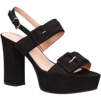 Schuhe Damen Sandalen / Sandaletten Maria Mare 67362 Negro