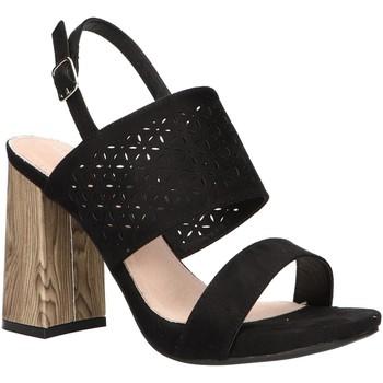 Schuhe Damen Sandalen / Sandaletten Maria Mare 67508 Negro