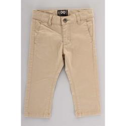 Kleidung Kinder Cargo Hosen Ido 4U230 beige