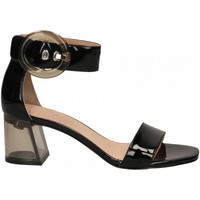 Schuhe Damen Sandalen / Sandaletten What For ELLEN black-nero