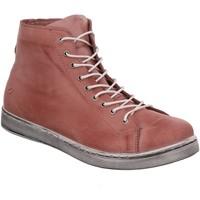 Schuhe Damen Boots Andrea Conti Stiefeletten 0341500175 rosa