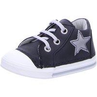 Schuhe Mädchen Babyschuhe Däumling Maedchen Lauflernschuh 100251-47 blau