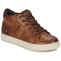 Schuhe Jungen Sneaker High André FABOU Braun