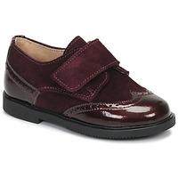 Schuhe Mädchen Derby-Schuhe André JUNE Bordeaux
