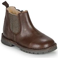 Schuhe Jungen Boots André XAVIER Braun