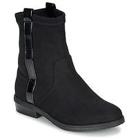 Schuhe Mädchen Boots André AIMIE Schwarz