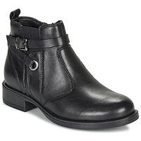 Schuhe Mädchen Boots André MATHI Schwarz