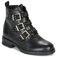 Schuhe Mädchen Boots André REGLISSA Schwarz