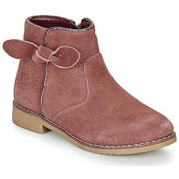 Schuhe Mädchen Boots André MALYA Rose