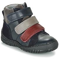 Schuhe Jungen Boots André NOAM Marine