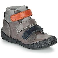 Schuhe Jungen Boots André NOAM Grau
