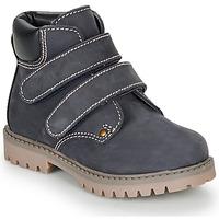 Schuhe Jungen Boots André PHILDO Marine