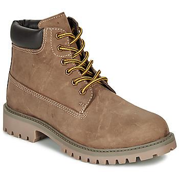 Schuhe Jungen Boots André CHAMOIS Braun