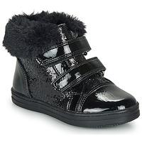 Schuhe Mädchen Sneaker High André JUDITH Schwarz