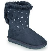 Schuhe Mädchen Boots André ZAPALA Marine