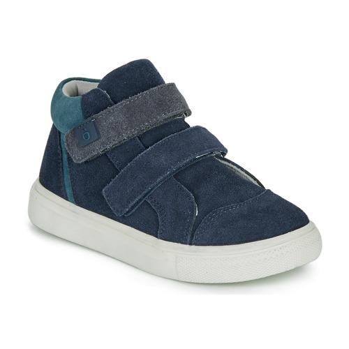 Schuhe Jungen Sneaker Low André UBUD Marine
