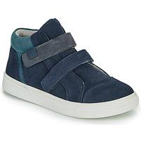 Schuhe Jungen Sneaker High André UBUD Marine