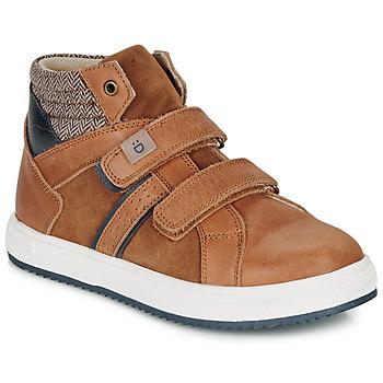 Schuhe Jungen Sneaker High André TIMOTHE Braun