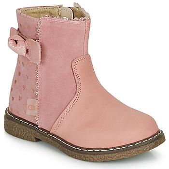 Schuhe Mädchen Boots André MYA Rose