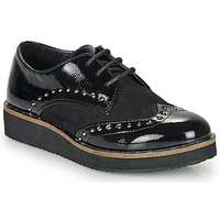 Schuhe Mädchen Derby-Schuhe André FENELLA Schwarz