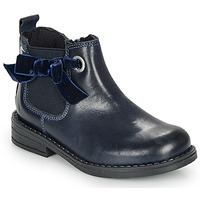 Schuhe Mädchen Boots André VAL Marine