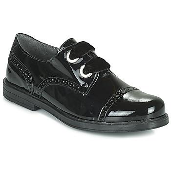 Schuhe Mädchen Derby-Schuhe André ALANA Schwarz