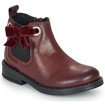 Schuhe Mädchen Boots André VAL Bordeaux