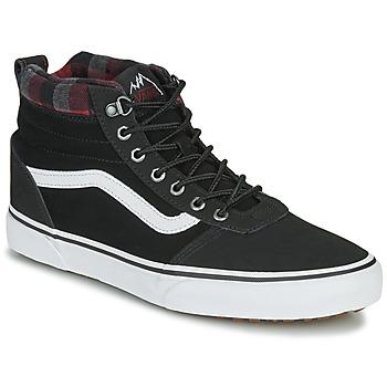 Schuhe Herren Sneaker High Vans WARD NR MON Schwarz
